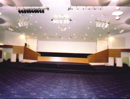 Girlings Qs Our Projects Bethal Convention Centre